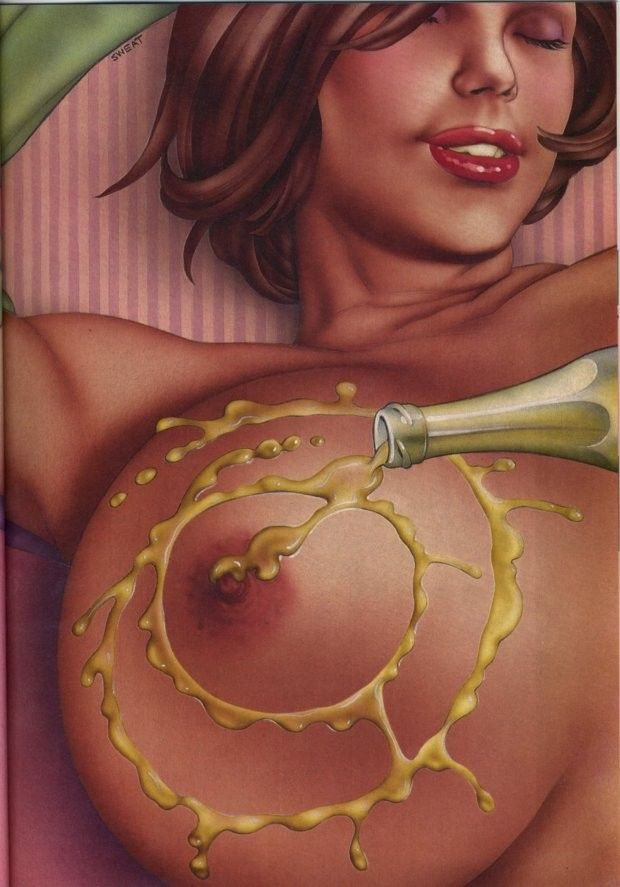 Otis sweat erotica and nude illustrations