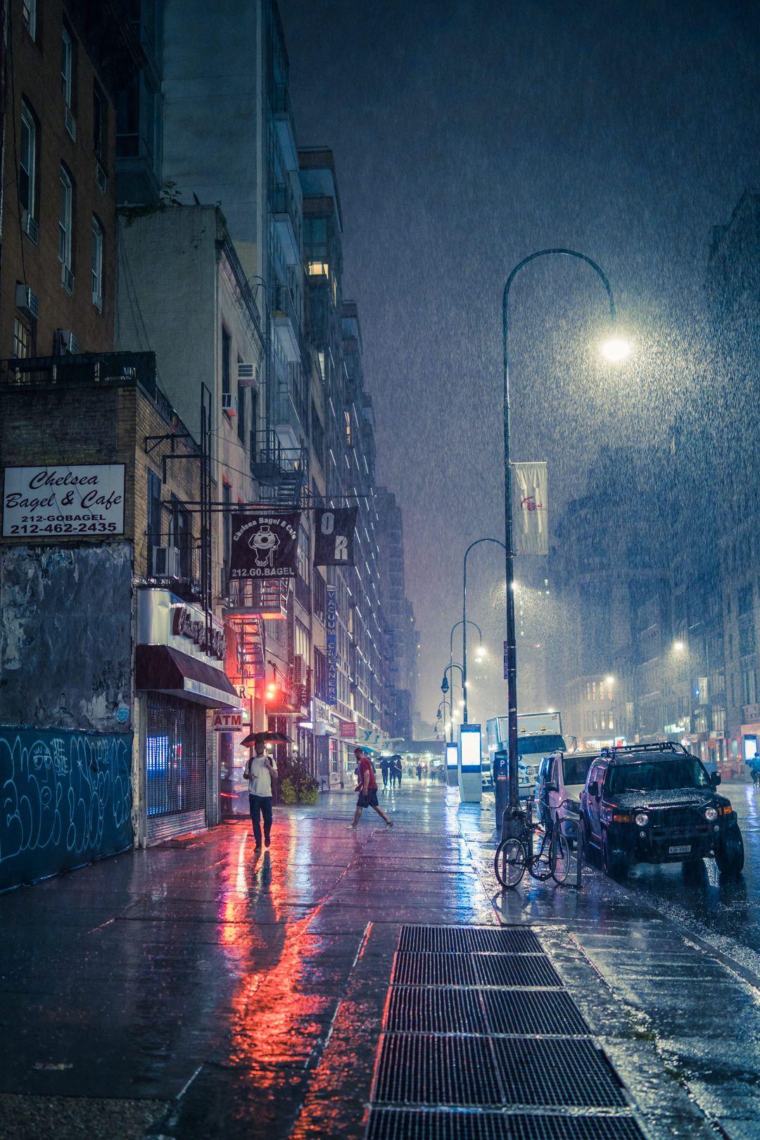 New York In The Rain City Rain New York Rain Rainy Day Pictures