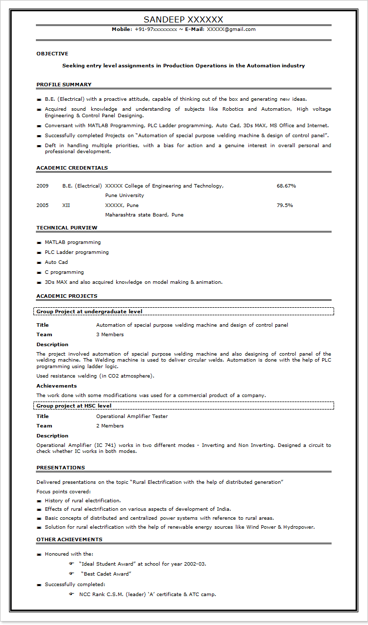 Format Resume For Freshers Http Www Resumecareer Info Format Resume For Freshers 11 Resume Writing Tips Resume Job Resume