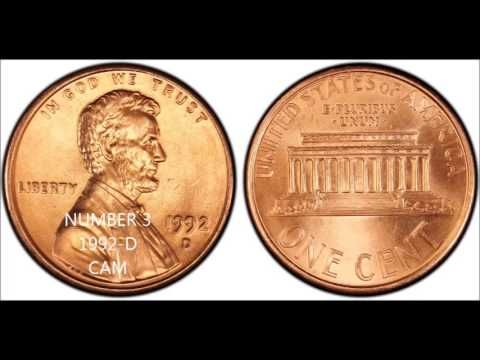 TOP 5 1960'S LINCOLN CENTS YOU SHOULD LOOK FOR IN CHANGE - High