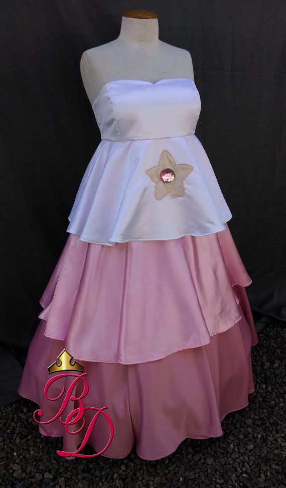 Rose quartz cosplay dress opinion, you