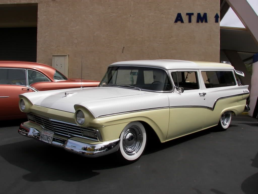 Old Station Wagon   Re: Show Me Old Station Wagons! (Dawg Dee-Lux ...