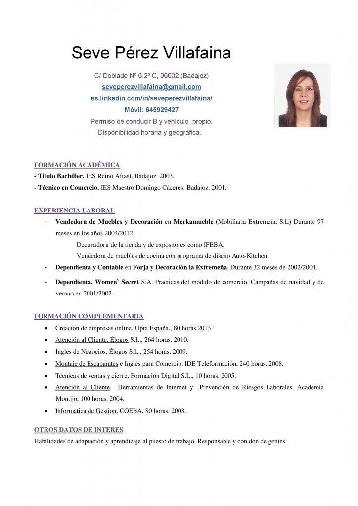 modelo de resume