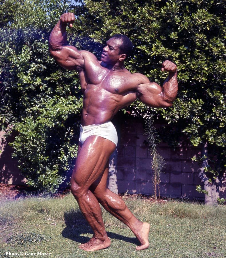 Free Weights Vs Yoga: Best Genetics Ever? Why It Has To Be Sergio Oliva