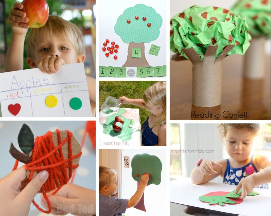 Orchard Fun: Recipes, Books, and Kid's Apple Activities