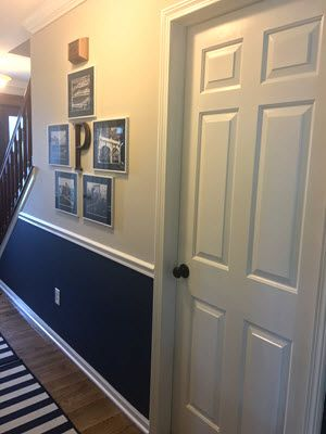 Superieur 30+ Best Chair Rail Ideas, Pictures, Decor And Remodel | Chair Rail Molding,  Moldings And Dining