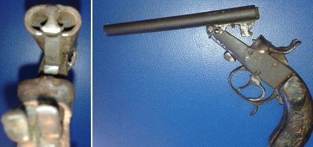 Arma é apreendida com menor aterrorizando moradores em Prado - PrimeiroJornal
