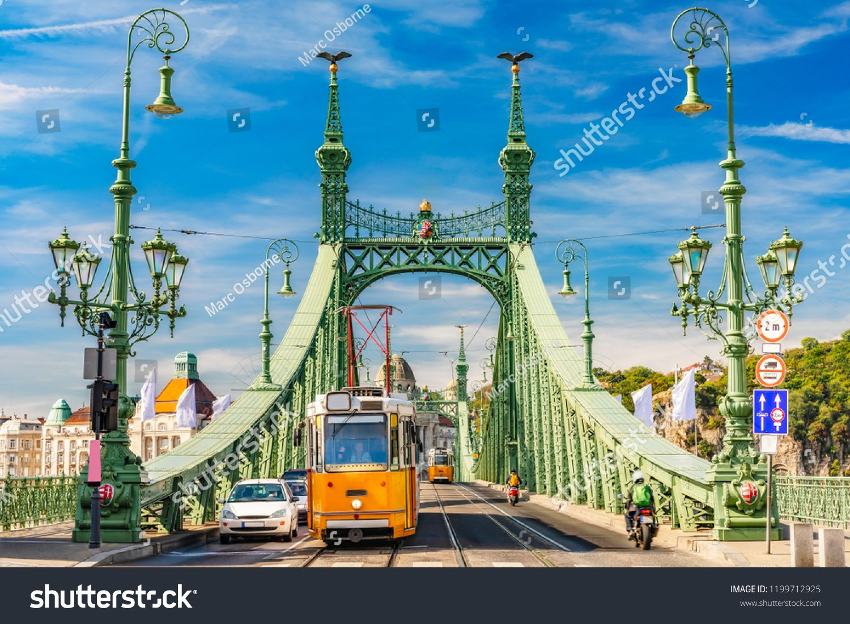 Budapest Watercolor Liberty Bridge Hungary Art HUNGARY Budapest wall Art. BUDAPEST Original Paining