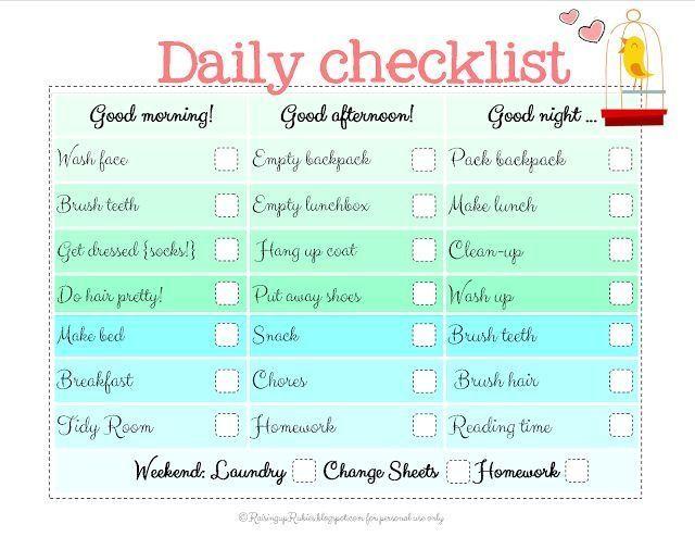Diy daily checklist want ideas for diy school supplies here are diy daily checklist want ideas for diy school supplies here are some diy school fandeluxe Images