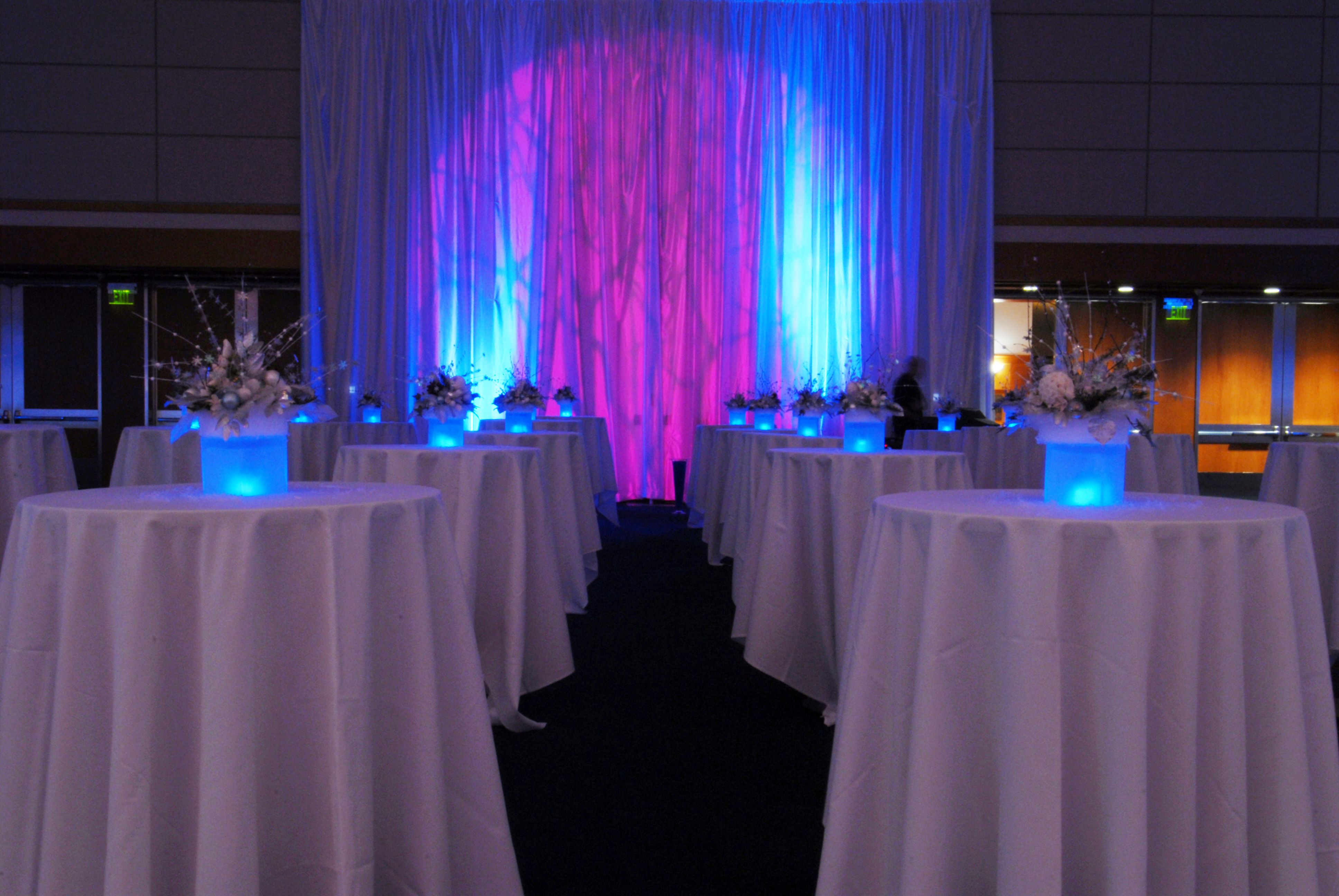 amazing corporate event floral design dcor - Event Decorations