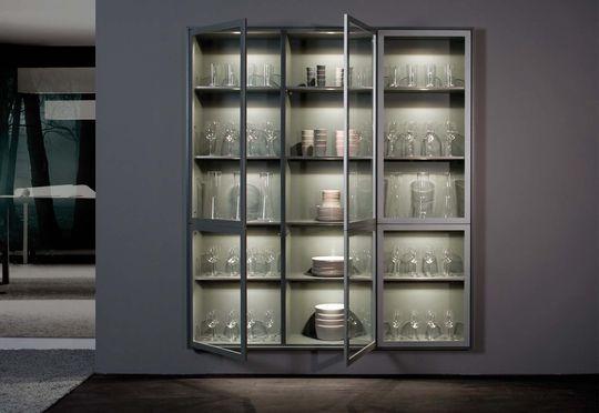 Led cuisine : bien éclairer la cuisine | Cuisines | Wine cabinets ...