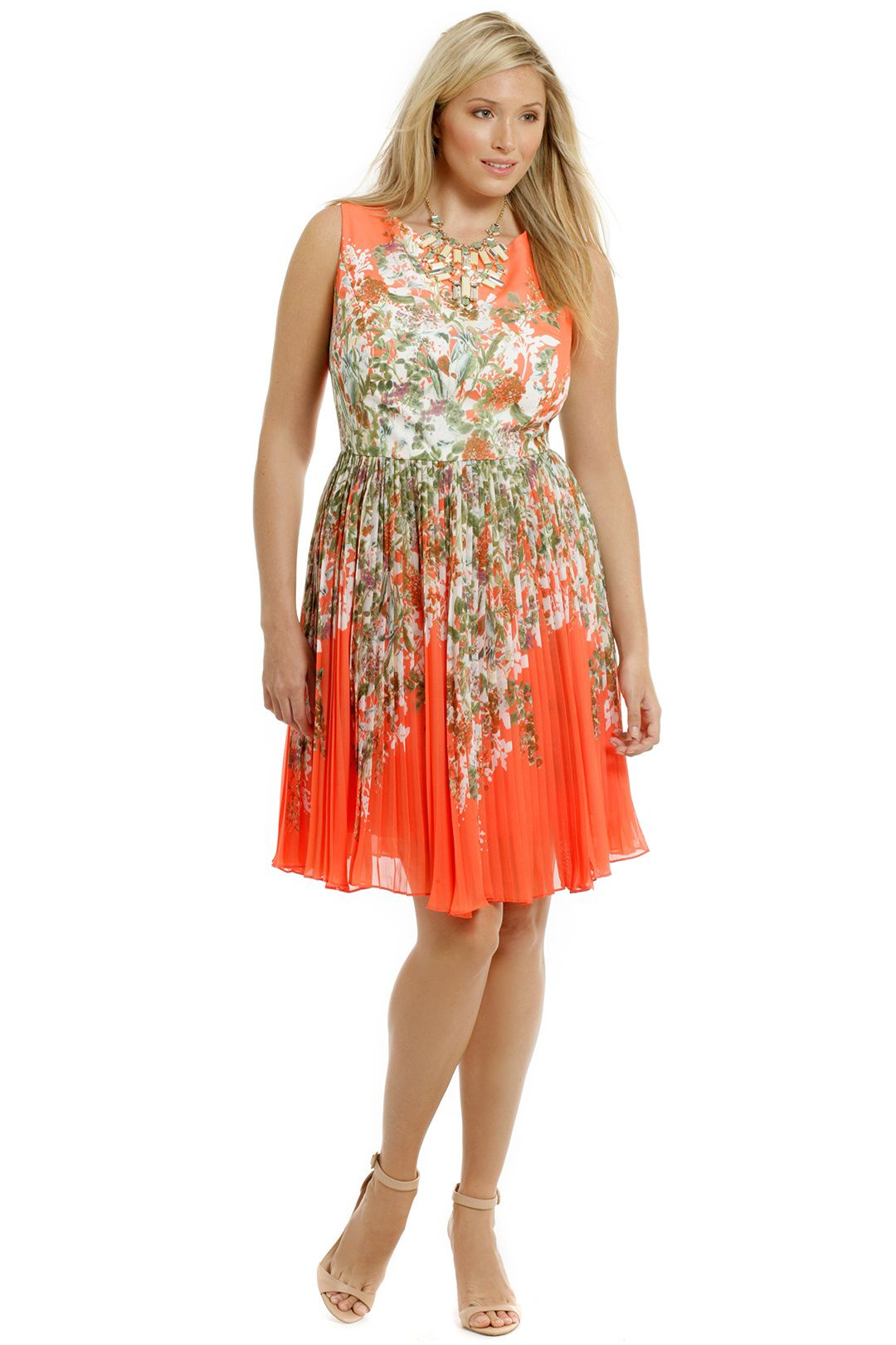 Adrianna Papell Gardenia Dress Guest dresses, Beach