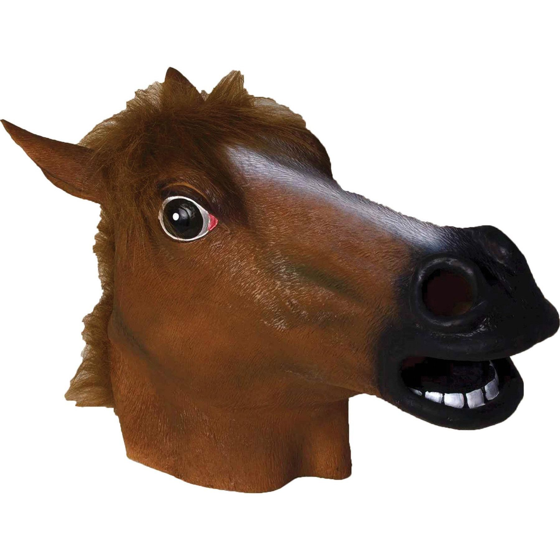Horse Latex Mask | Products, Horses and Masks