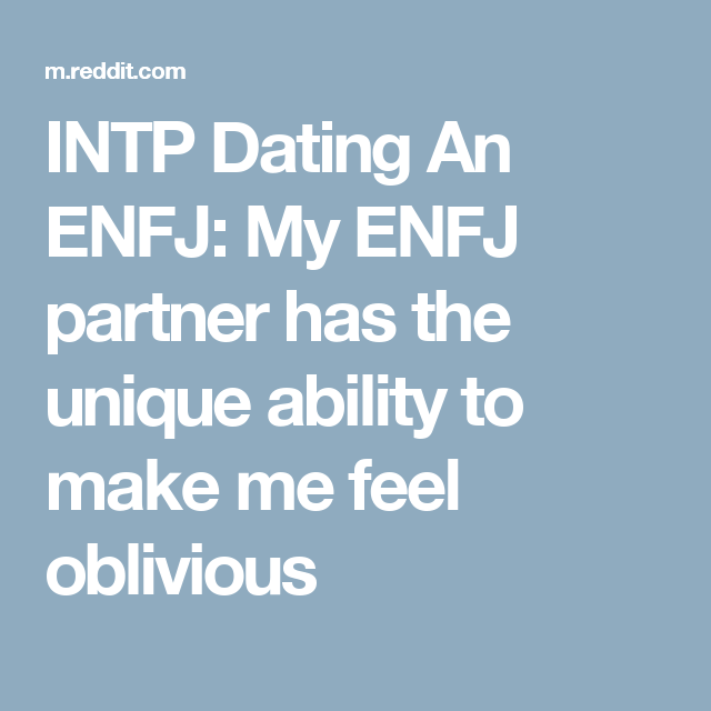 By Dr. A.J. Drenth. According to The MBTI Manual , the INFJ is among the most highly dissatisfied personality types when it comes to romantic relationships.