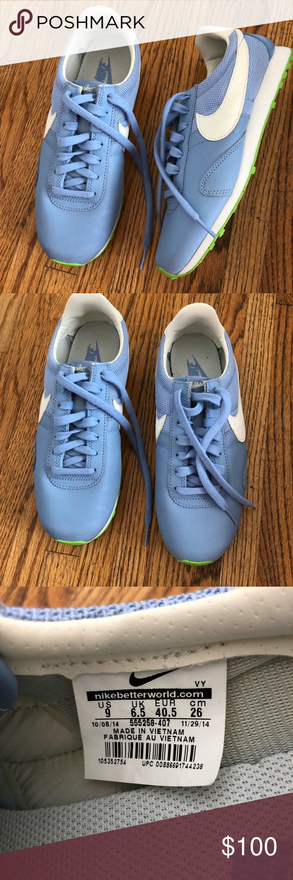 wholesale dealer 7aa06 cf662 Nike womens Pre Montreal Racer Vintage size 9 Nike womens Pre Montreal  Racer Vintage size 9 RARE nikes Excellent condition Style 555258-407 Nike  Shoes ...