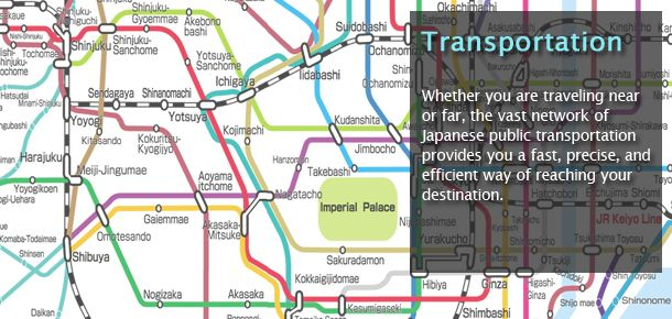Public Transportation in Tokyo | The Expat's Guide to Japan