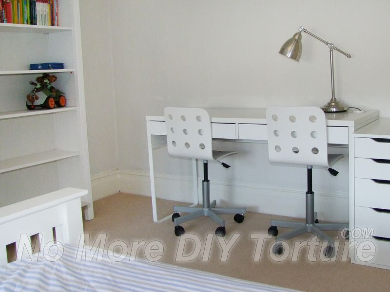 Attractive Ikea Childrens Study Table And Chair
