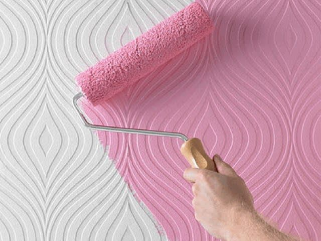 Painting Over Wallpaper (Best Techniques for Every Room ...