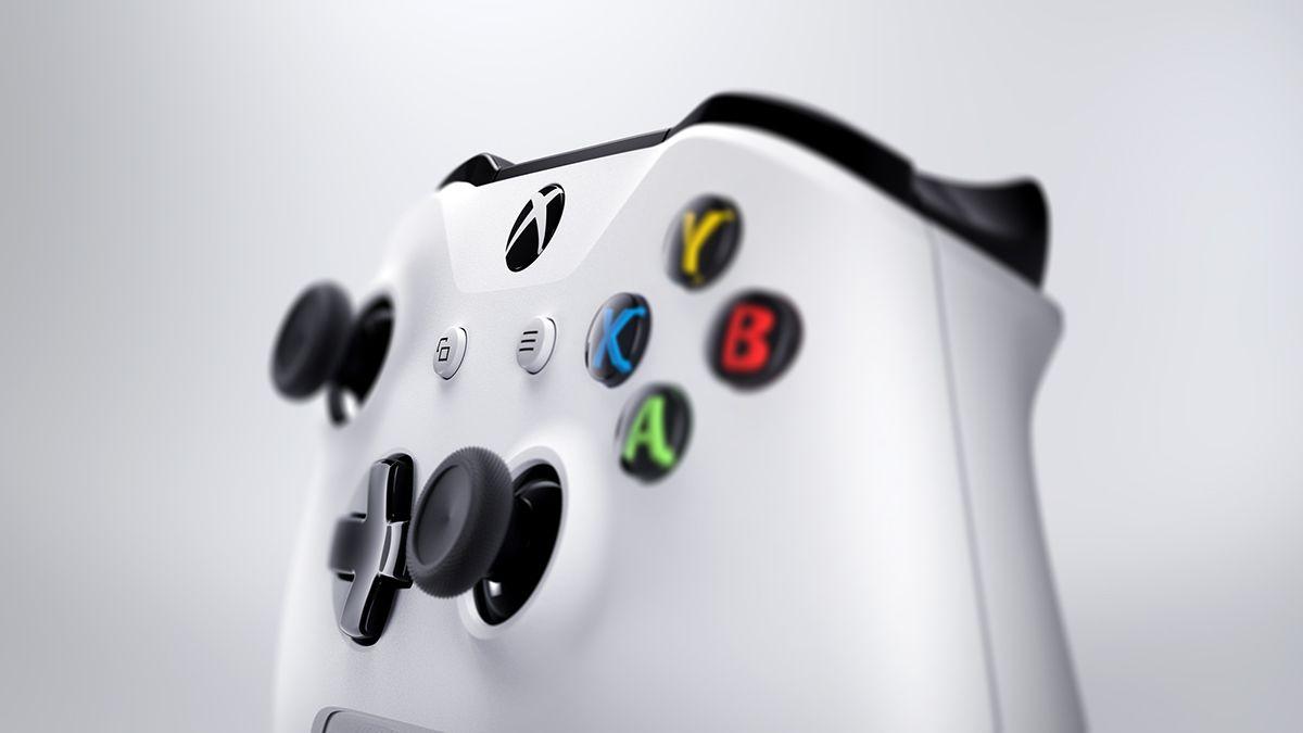 Xbox One S on Behance