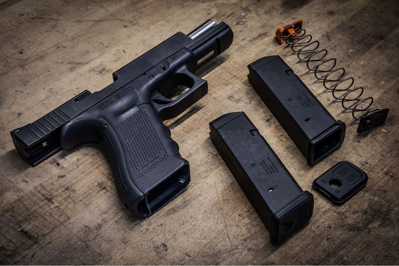 glock 9 - Google Search Loading that magazine is a pain! Excellent ...