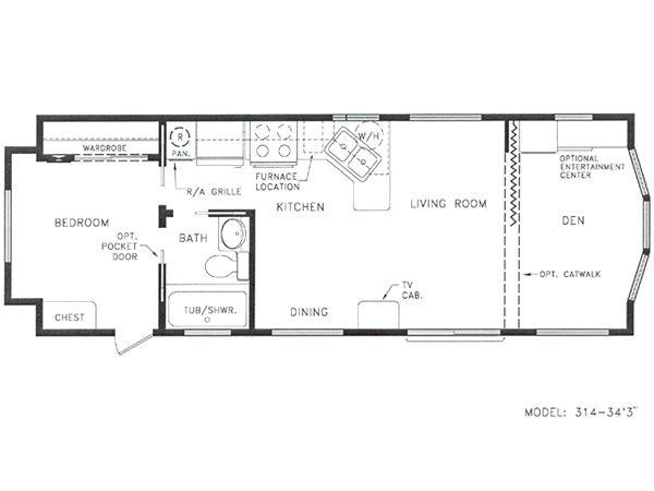 Chariot Eagle Park Model Floor Plans House Plan