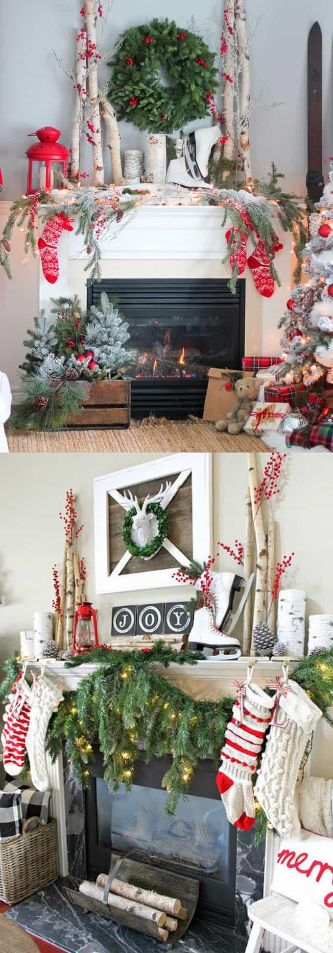 Top Posts of 2018 Christmas bedroom