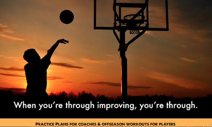 Famous Quotes About Practice: Basketball Practice Plans And Offseason Workouts
