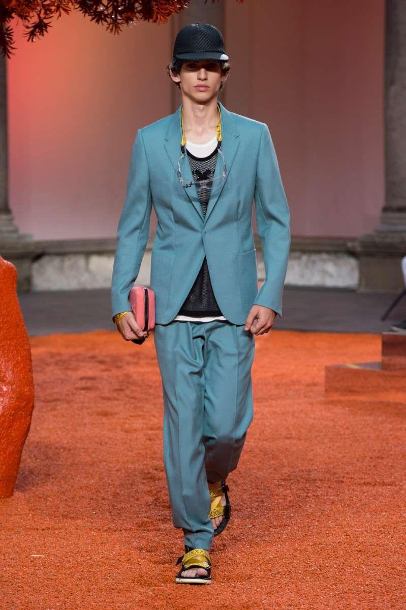 Ermenegildo Zegna Couture Spring-Summer 2018 - Milan Fashion Week ... fa3ddd60ef8a