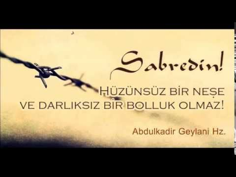 Abdulkadir Geylani In 2021 Islamic Quotes Cool Words Turkish Quotes