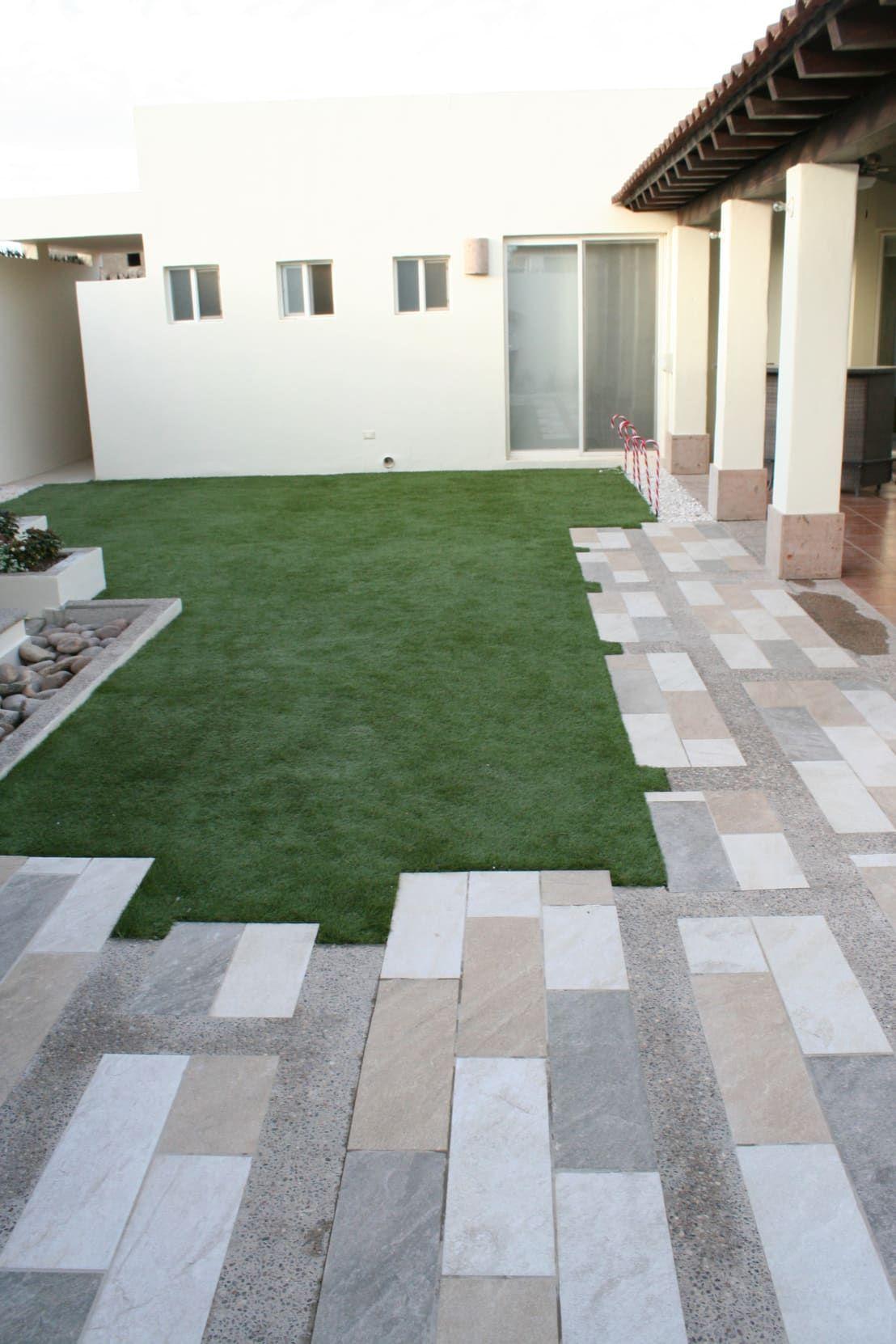 Homify en 2019 pisos ideas para exteriores e interiores - Jardines exteriores de casas modernas ...