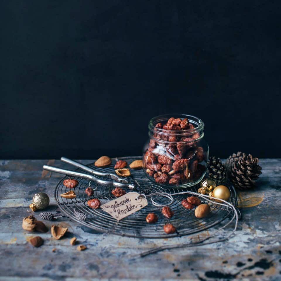 Gebrannte Mandeln - Rezept | EDEKA #gebranntemandeln