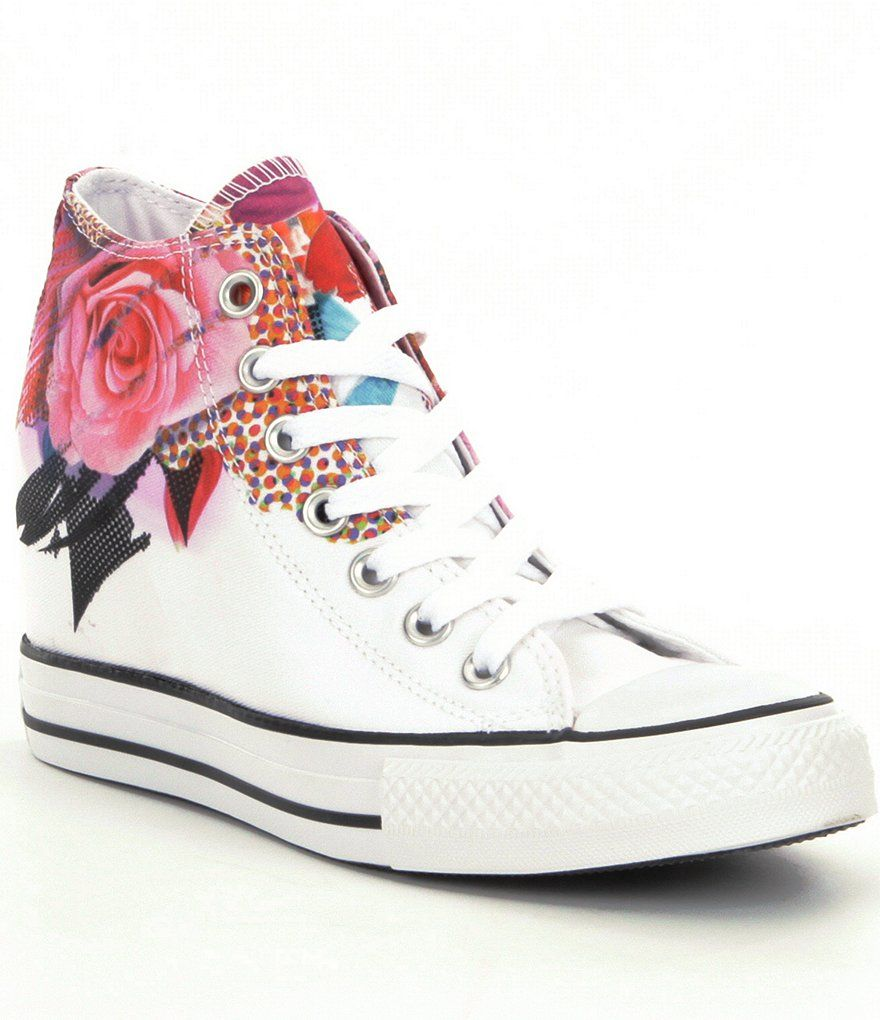 Converse Chuck Taylor® All Star® Lux Women´s Wedge Sneakers