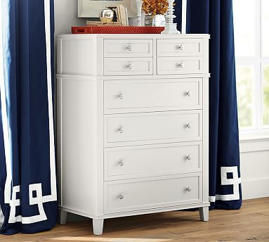 Clara Tallboy Dresser Potterybarn 36 X 20 X 50 1199