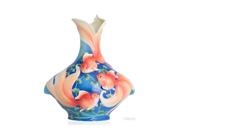 Franz Porcelain Vase Exquisite Porcelain Etc 9 Pinterest