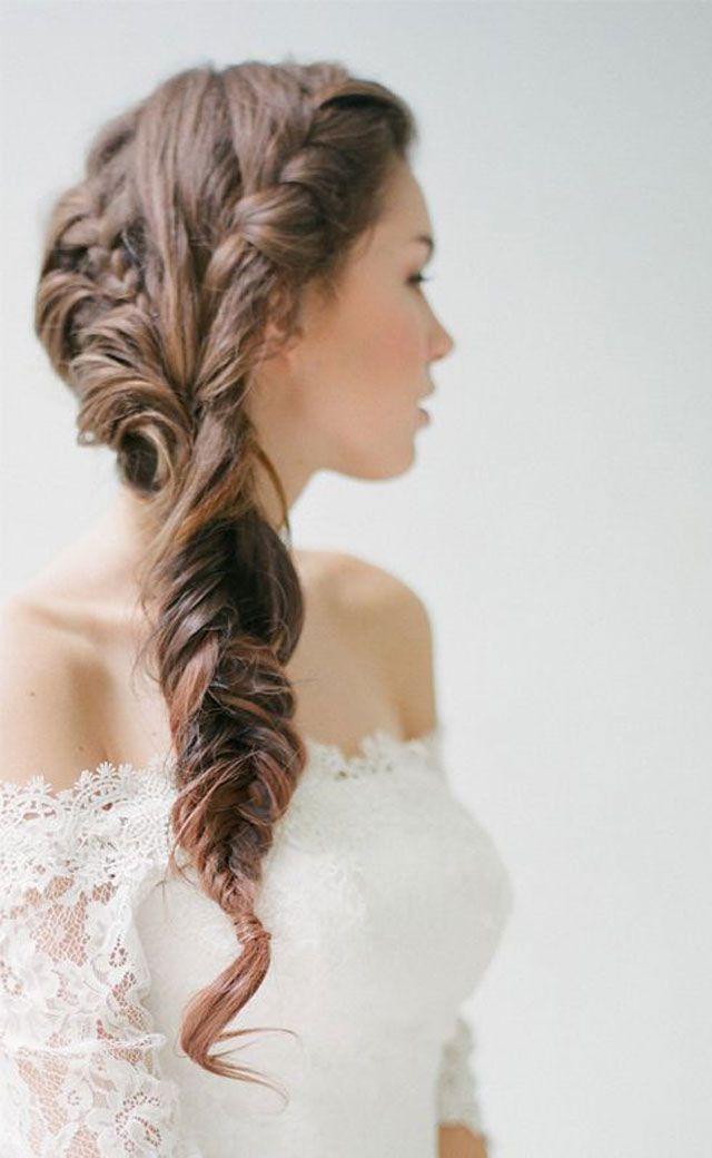Mariage 30 Coiffures Qui Changent Du Chignon A A Hair