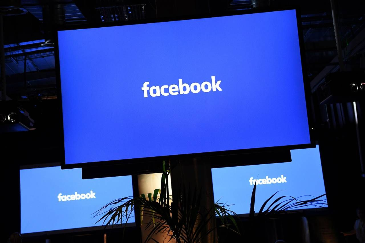 """Facebook removes accounts from Russia, Iran """"coordinated"""
