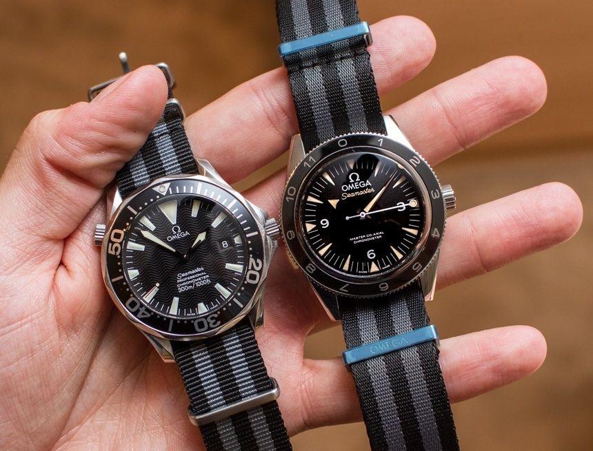 edff78327d2 Omega Seamaster 300 Spectre Limited Edition James Bond Watch Hands ...