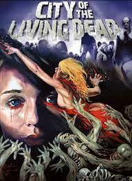 Paura nella città dei morti viventi posters - City of the Living Dead http://beatilotofagi.blogspot.it/2015/02/una-lucertola-con-la-pelle-di-donna.html #horror #RememberFulci #horror #zombie