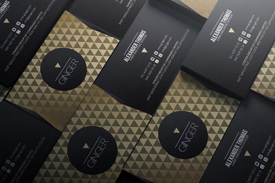 25 Gold Business Cards Bundle Gold Business Card Luxury Black Business Cards Classy Business Cards