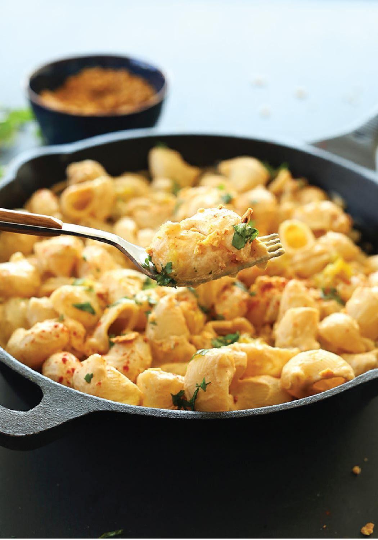 Vegan Green Chili Mac N Cheese Minimalist Baker Recipes Recipe Chili Mac And Cheese Whole Food Recipes Vegan Mac N Cheese