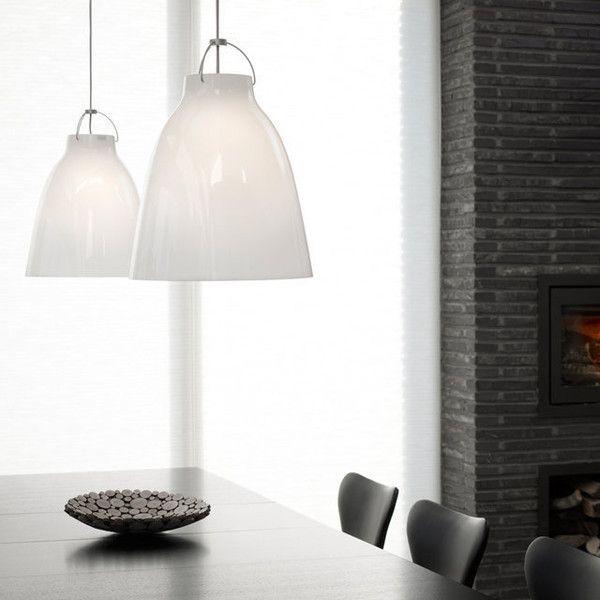 Caravaggio P2 Pendant Glass Pendant Light Pendant Light