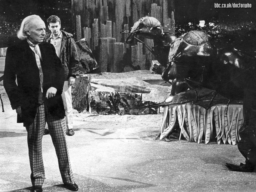 william hartnell dr who