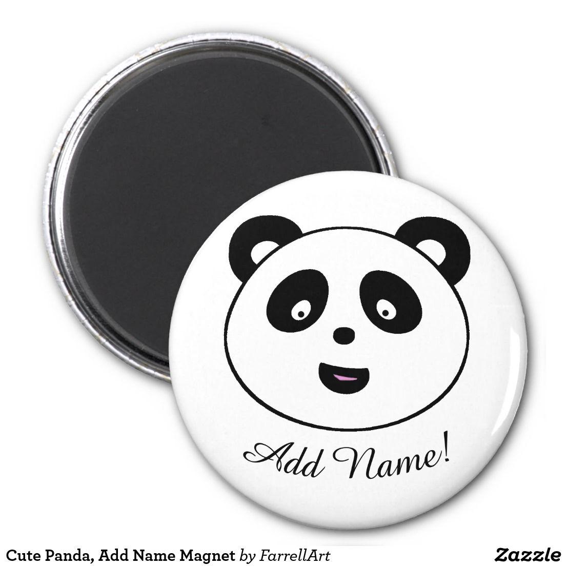 Cute Panda, Add Name Cute panda