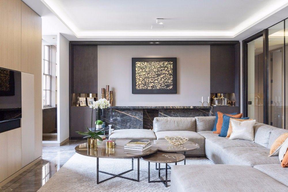 30 Sharp Center Tables For Contemporary Living Room Design Contemporary Living Room Design Living Room Designs Paint Colors For Living Room
