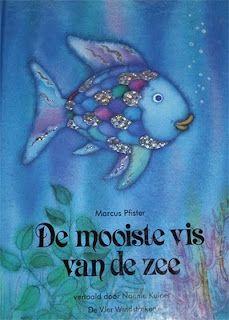 De Mooiste Vis Van De Zee Marcus Pfister Water Books Fish En