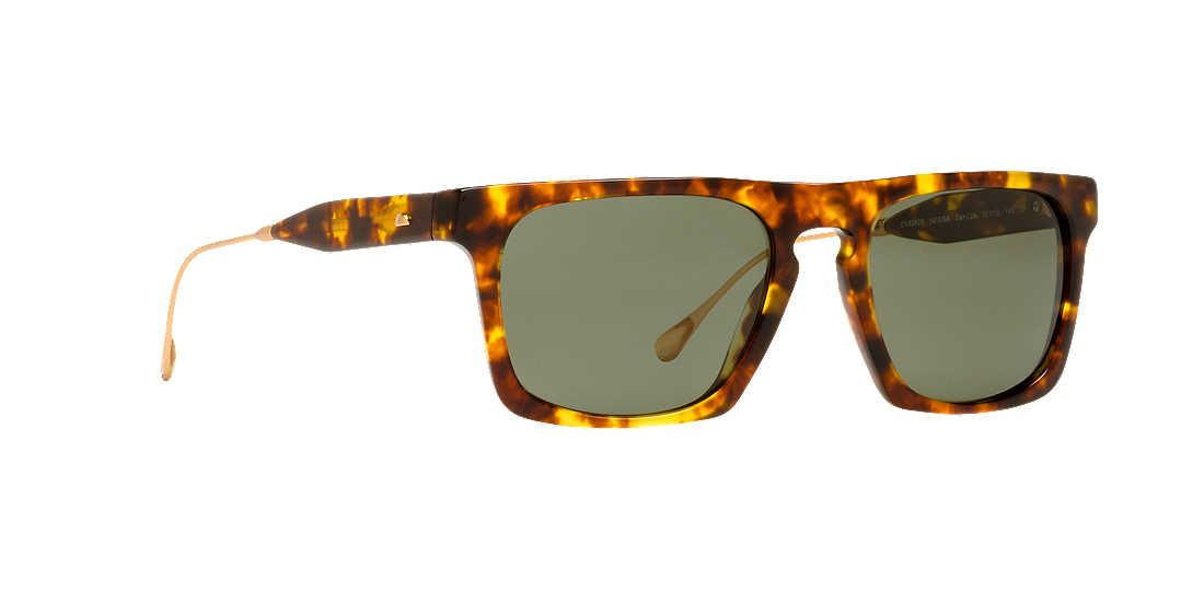 a7d86811ccf0 Oliver Peoples West OV5262S SAN LUIS 53 Green   Brown Polarized Sunglasses