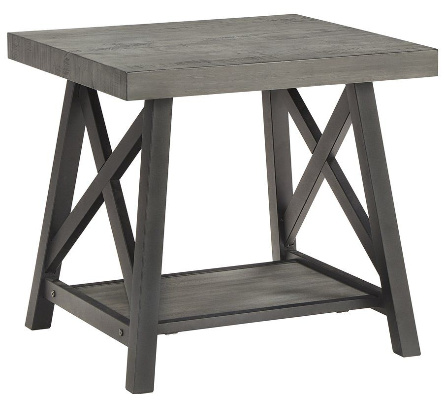Silvis End Table Funiture End Tables Wood End Tables