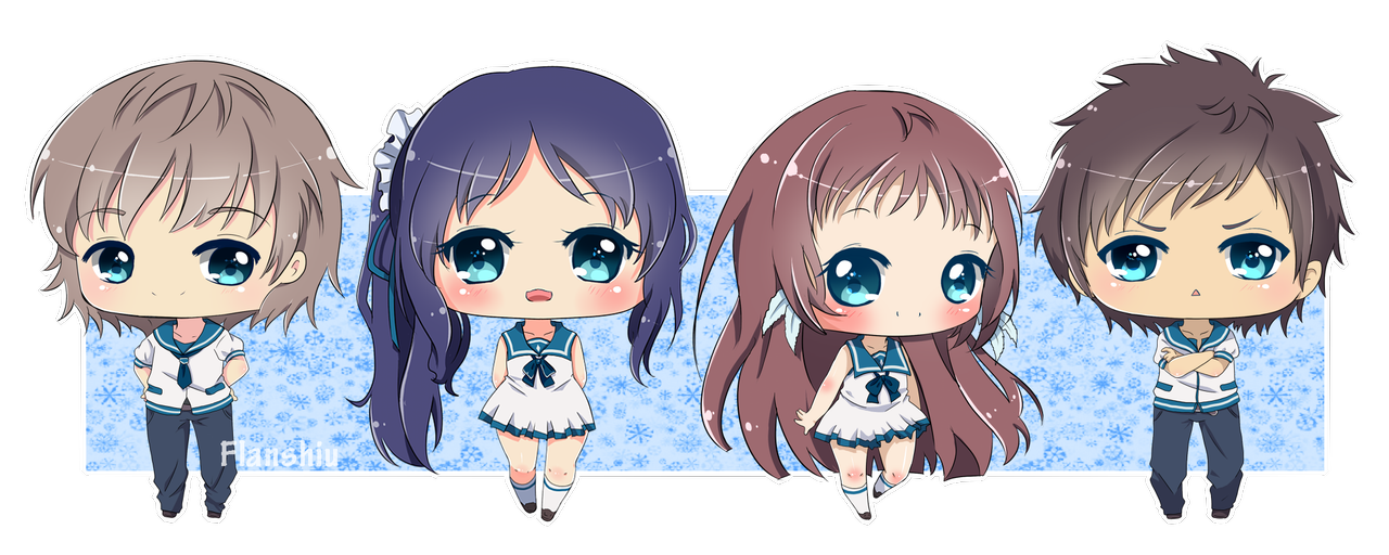 Nagi No Asukara by Haruee on DeviantArt Ems