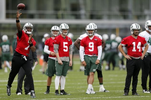 New York Jets Full Position Breakdown and Depth Chart Analysis at