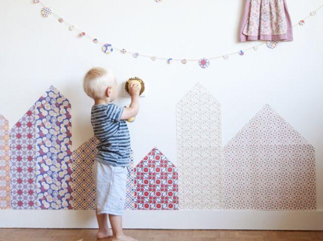 papier peint chambre enfant | deco | pinterest | papier peint